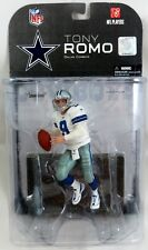NFL Dallas Cowboys Tony Romo Action Figure Clean Uniform