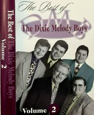 The Dixie Melody Boys - The Best of Vol. 2 Gospel Christian Music Cassette Tape