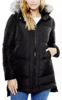 NWT! Be Boundless Ladies' Parka Jacket Black Large | S28