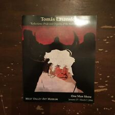 2004 West Valley Art Museum Tomas Lasansky One Man Show Artist Catalog