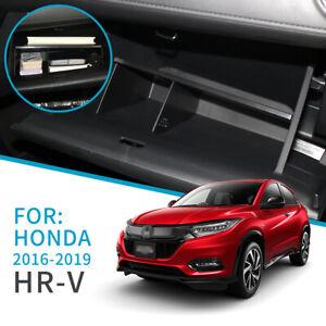 Car glove storage box for HONDA HR-V 2016-2019 HRV Accessories Co-pilot Interval