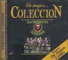 Los Unicos De Mexico La Mejor Coleccion 2CD New Sealed