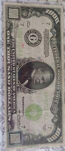 1934 1000 dollar bill