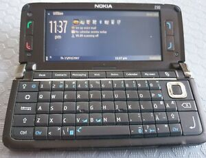 Nokia E90 - Mocca Communicator  (Unlocked) Smartphone