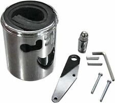 Rivco Products Chrome Cup Holder 2010 & Newer Can Am Spyder RT ST F3 Models
