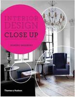 Interior Design Close Up, Richard Powers,Dominic Bradbury, Excellent Book