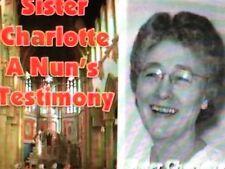 SISTER CHARLOTTE TESTIMONY CD/EX-NUN/PROTESTANT/POPERY~Roman Catholicism Exposed