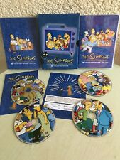 DIE SIMPSONS - komplette Season Four .DVD Collection-Edition