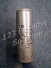 Itt Capacitor Start / Run 130Mf 240v Mp35/130/240 A1 Used