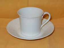V&B VILLEROY & BOCH - CELLINI - Kaffeetasse / - Tasse 0,20l + Teller UT d=15cm
