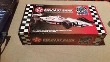 Racing Champions #05205R #6 Mario Andretti 1994 edtn Die-cast bank 1/24th MIB