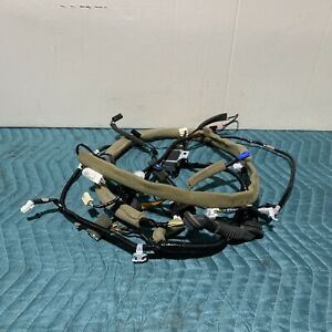 2009-2020 NISSAN 370Z OEM TRUNK HATCH LID WIRING HARNESS LEFT AND RIGHT