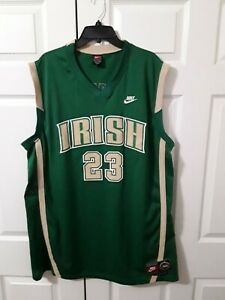 Nike Gifted And Talent #23 High School Basketball Jersey Men's Size 2XL