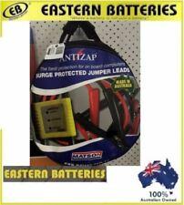Matson 10mm Cables 2.4Mtr Jumper Leads Start Anti-Zap  MA100AZ