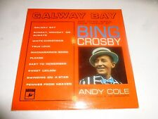 "ANDY COLE - Songs Made Famous By Bing Crosby ""Galway Bay"" - 1966 UK 12-track LP"