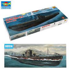 Trumpeter 80915 1/200 Germany U-Boat Type IX C U-511 Submarine Electric Model