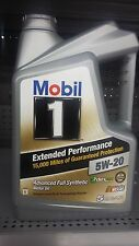 Mobil 1 Extended Performance 5W-20 Motor Oil  5 Quarts