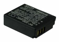 1000 mAh Camera Batteries for Panasonic LUMIX