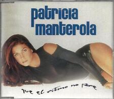 CD ♫ Compact Disc Single Patricia Manterola Que El Ritmo No Pare Come Neu