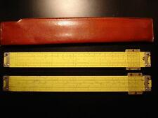 PICKETT SLIDE RULE LOT: SIMPLEX TRIG N902-ES & 931-ES Capitol Radio Engineering