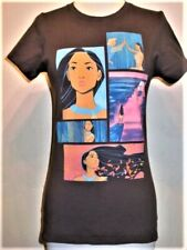 Girls soft Disney POCAHONTAS Collage T-shirt