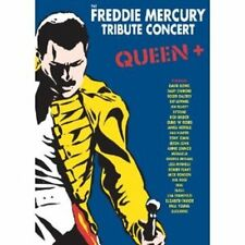 Freddie Mercury Tribute Concert DVD EAGLE VISION