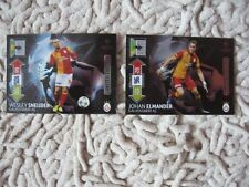 CHAMPIONS LEAGUE 2012/13 PANINI ADRENALYN  LIMITED SET  GALATASARAY