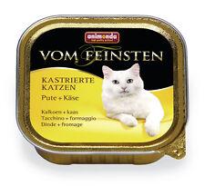 Mix Pack Animonda vom Feinsten für kastrierte Katzen 30 x 100 g (0,59 €  100g)