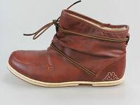 verschiedene Größen Killah Stiefel Donatella M00391 Braun Neu