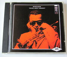 MILES DAVIS . ROUND ABOUT MIDNIGHT . CD