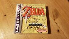 LEGEND OF ZELDA A LINK TO THE PAST Game Boy Advance GBA komplett Nintendo OVP