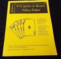 9 6 JACKS Or BETTER Video Poker By Bob Dancer