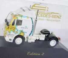 1:87 Mercedes-Benz SK Tête de tracteur Globe Munich-Neuperlach édition 2