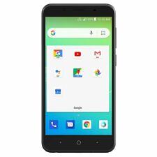 NEW ZTE ZFive G Z557BL 4G LTE GSM Unlocked Android Go Smartphone