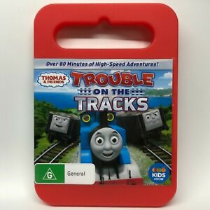 Thomas & Friends - Trouble on the Tracks - DVD - AusPost with Tracking