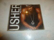 USHER - Pop Ya Collar - 2001 European 3-track CD single