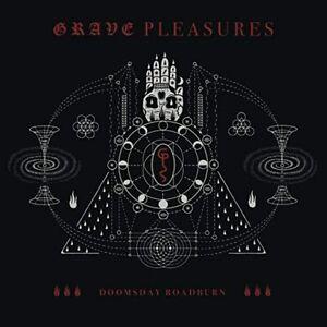 Grave Pleasures - Doomsday Roadburn CD New Sealed