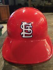 VINTAGE SOUVENIR BASEBALL BATTING HELMET PLASTIC SPORT MLB St. Louis Cardinals