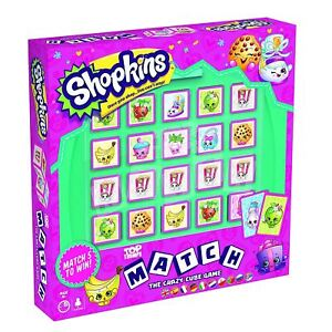 Shopkins Top Trumps Match Crazy Cube Game #002664