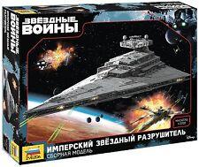 ZVEZDA 9057 - STAR WARS Imperial Star Destroyer - 60cm / Scale Model Kit 1/2700