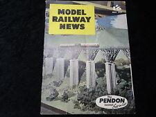 Model Railway News Magazine - May 159 - Pendon Layout, Brunel's Timber Viaduct.