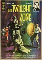 Twilight Zone #7-1964 gd 2.0 Gold Key Rod Serling TV Show Frank Thorne