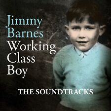 JIMMY BARNES WORKING CLASS BOY The Soundtracks 2 CD NEW
