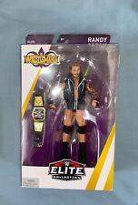 WWE Mattel Elite Wrestlemania Series Randy Orton Figure, Flashback, Basic