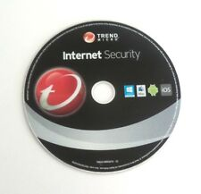 Trend Micro Internet Security (Windows 8/Mac/And/iOS, 3 Devices Protected)