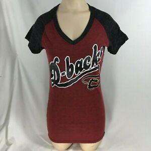 Arizona Diamondbacks Short Sleeve Women's T Shirt