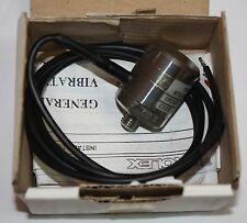 TROLEX TX 4482 GP Vibration Sensor 2G accelerometer 4-20 mA NEW