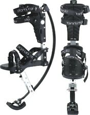 Kids/Child Youth Kangaroo Shoes Jumping Stilts Fitness Exercise (88-132lbs)Black