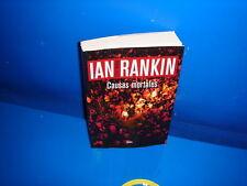 Libro CAUSAS MORTALES de Ian Rankin-serie Rebus