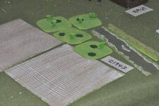 6mm napoleonic / european - fields ponds scenics - scenics (21943)